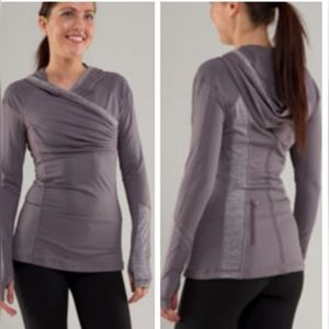 Lululemon run for your life pullover